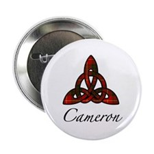 "Clan Cameron Celtic Knot 2.25"" Button (100 pack)"