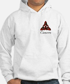 Clan Cameron Celtic Knot Hoodie
