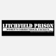 OITNB Litchfield Prison Bumper Bumper Sticker