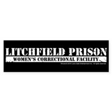 OITNB Litchfield Prison Bumper Sticker