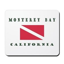 Monterey Bay California Mousepad