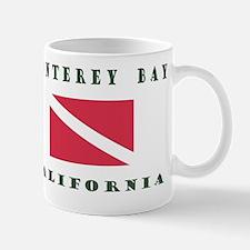 Monterey Bay California Mugs