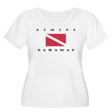 Bimini Bahamas Plus Size T-Shirt