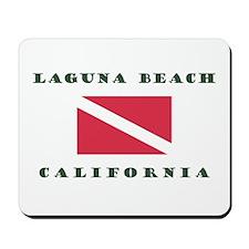 Laguna Beach California Mousepad