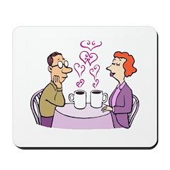 Coffee Love Mousepad