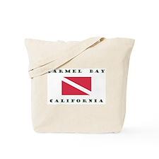 Carmel Bay California Tote Bag