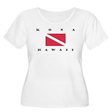 Kona Hawaii Plus Size T-Shirt