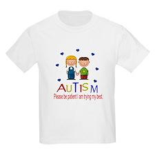 Autism~Please be Patient I'm  T-Shirt