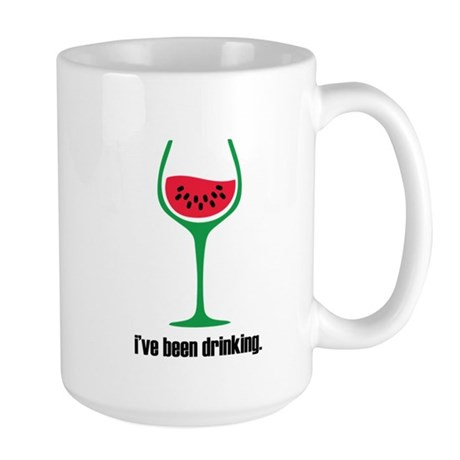 Ive been drinking WATERMELON Mugs