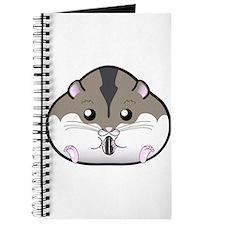 Fat Russian Dwarf Hamster Journal