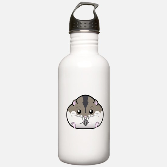 Cute hamster water bottle