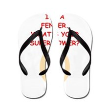 FENCER Flip Flops