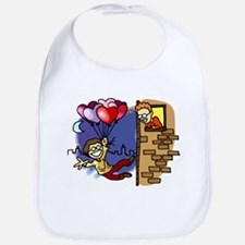 Love Knows No Bounds Bib