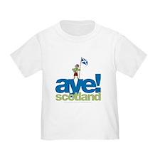 Aye Scotland T