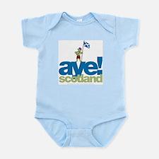 Aye Scotland Infant Bodysuit