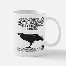 Tower Birds Mug