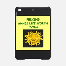 fencing iPad Mini Case