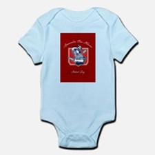 Fireman Remember Our Heroes Poster Body Suit