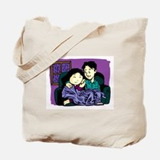 Together Time Tote Bag