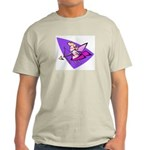 80s Cupid Ash Grey T-Shirt