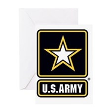 U.S. Army Greeting Card