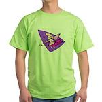 80s Cupid Green T-Shirt