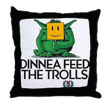Trolls Throw Pillow