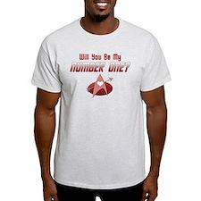 Be My Number One Star Trek T-Shirt