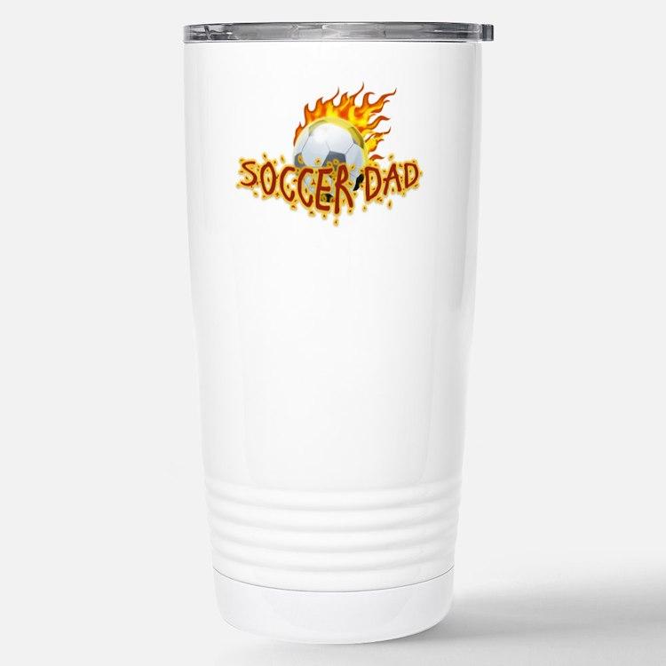Soccer Dad! Travel Mug