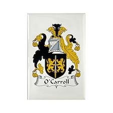 O'Carroll Rectangle Magnet (10 pack)