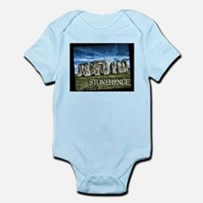 Stonehenge Great Britain Body Suit
