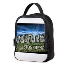 Stonehenge Great Britain Neoprene Lunch Bag