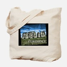 Stonehenge Great Britain Tote Bag
