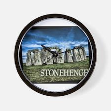 Stonehenge Great Britain Wall Clock