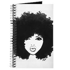 Diva -black and white Journal