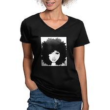 Diva -black and white T-Shirt