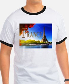 France on the Seine T-Shirt