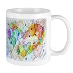 Community Hearts Color Mug