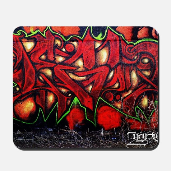 Legun Red demon Mousepad