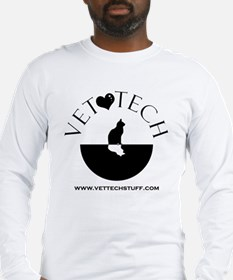 vet tech Long Sleeve T-Shirt