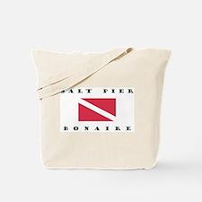 Salt Pier Bonaire Tote Bag