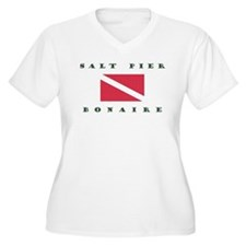 Salt Pier Bonaire Plus Size T-Shirt