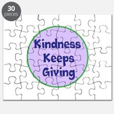 Kindness Keeps Giving Puzzle