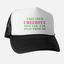 Anti-Cheerful People Trucker Hat