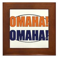 Omaha Omaha Framed Tile