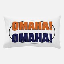 Omaha Omaha Pillow Case