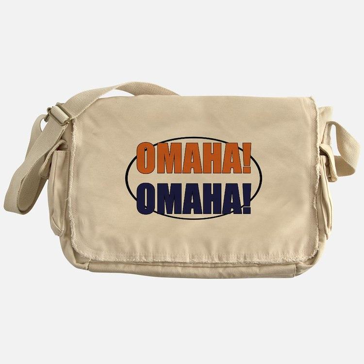 Omaha Omaha Messenger Bag