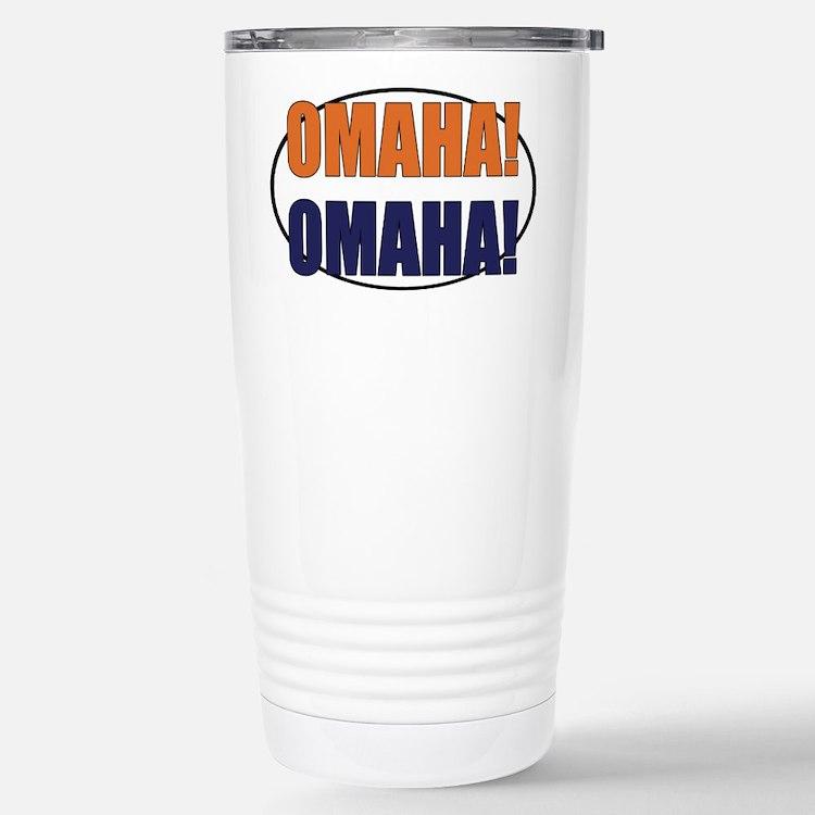 Omaha Omaha Travel Mug