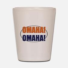 Omaha Omaha Shot Glass