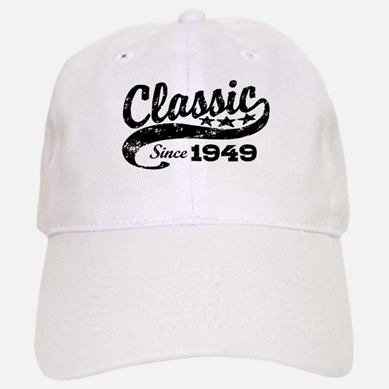 Classic Since 1949 Baseball Baseball Cap